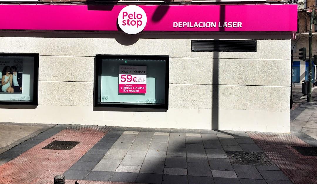 Centro de Depilación Láser Grupostop Madrid San Bernardo
