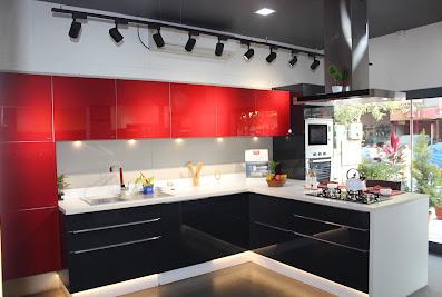 Sleek Kitchen By Asian Paints KolhapurKolhapur