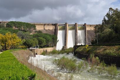 Los Hurones Reservoir