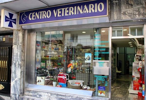Centro veterinario Txoni