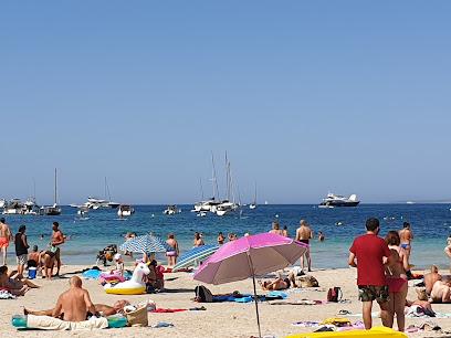 Playa Caló de Sant Antoni