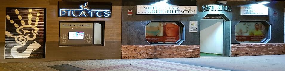 imagen de masajista Fisioterapia Getaris