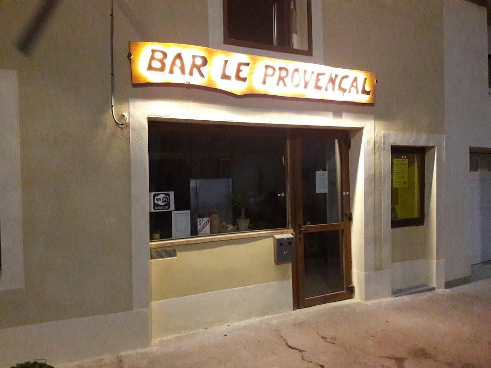 photo du resaurant Bar Le Provençal