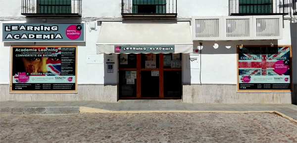 Academia Learning, inglés en Almagro