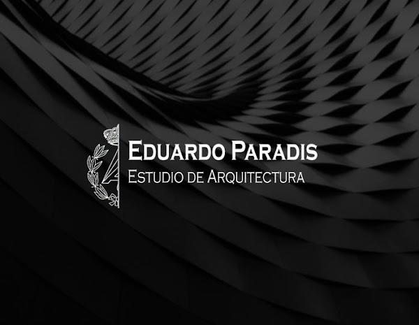 Eduardo Paradis Garcia - Arquitecto Técnico