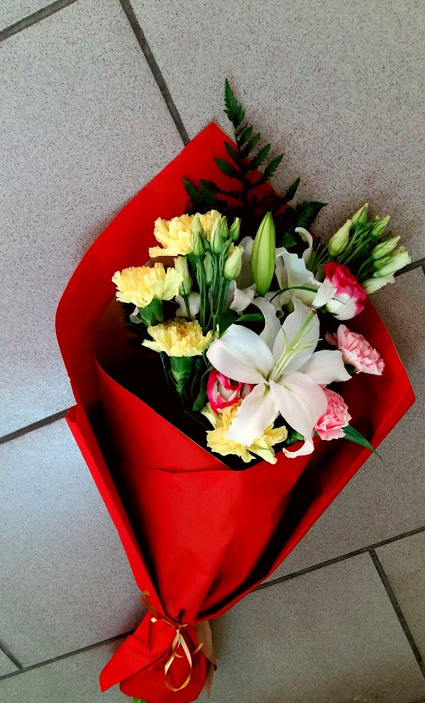 Красивый розовый, магазин цветы г. сызрань