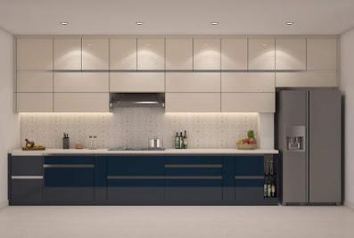 S K Modular Kitchen Vadodara
