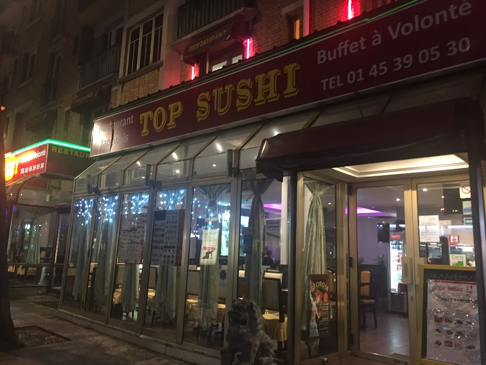 photo du resaurant Top Sushi