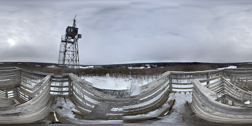 Google Photo Sphere of Timms Hill