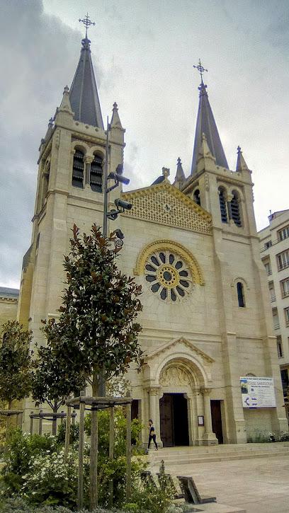 Presbytère Saint Louis Saint Blaise Paroisse Notre-Dame des Sources