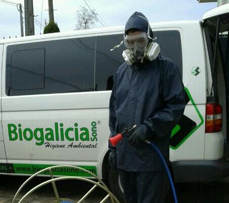 BIOGALICIA SONO s.l. higiene ambiental