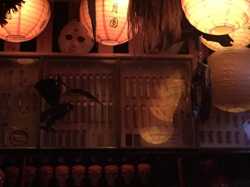 霊園 赤羽 赤羽の深淵がココにありました。。。一度は行ってみたい!お化け屋敷風コンセプト居酒屋、赤羽霊園