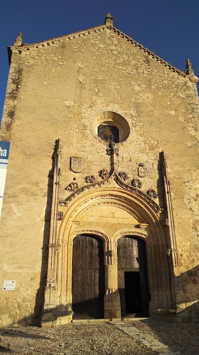 Iglesia Panteón de los Marqueses de Moya