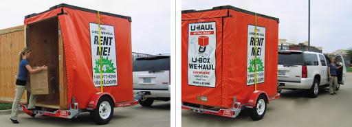RV Storage Facility «U-Haul Storage of Little Elm Aubrey», reviews and photos