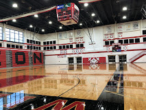 UHS Gymnasium - Site of first annual Union R-XI Foundation Classic!