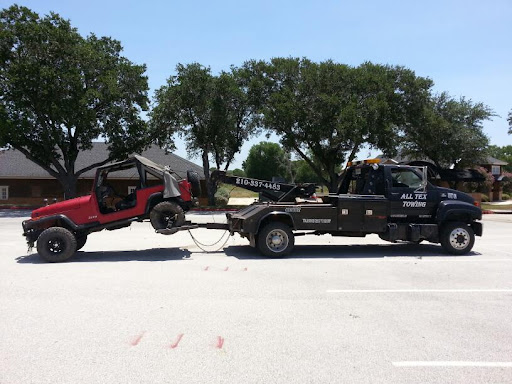 Towing Service «All Tex Towing | Tow Service & Roadside Service | Tow Trucks & Roadside Service», reviews and photos