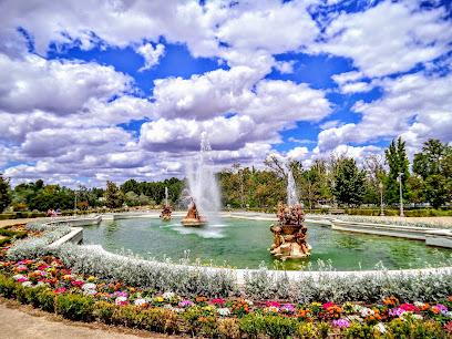 Jardin del Parterre