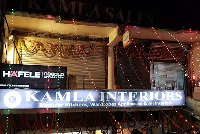 Kamla tiles & Interiors (Top Modular Kitchen and Wardrobe & Best Designer MandirBareilly