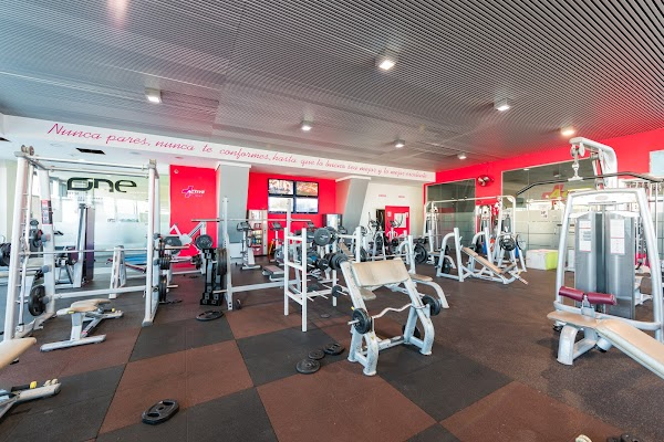 Active Gym actividades