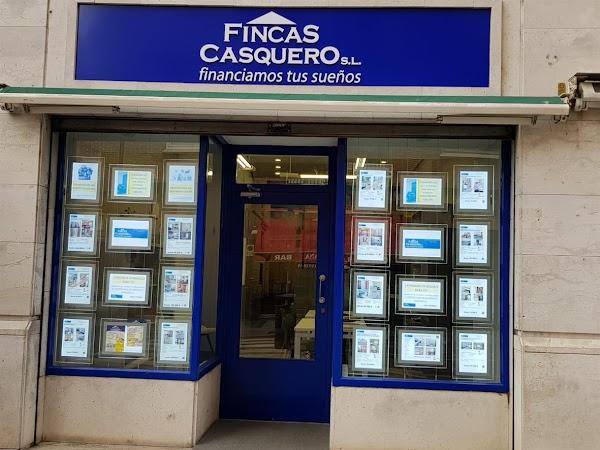 Fincas Casquero - Inmobiliaria y reformas Valladolid - Torrecilla