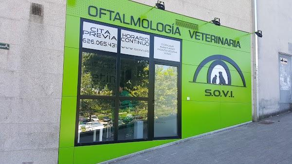 S.O.V.I.Servicio de Oftalmología Veterinaria Interclinico