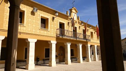 Ayuntamiento de Fuentepelayo