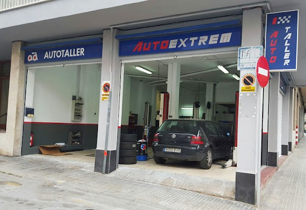Autoextrem Taller Mecánico