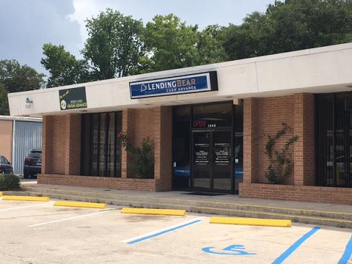 Lending Bear, 1345 Park Ave, Orange Park, FL 32073, Financial Institution