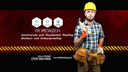 Roofing contractor ARS Roofing, Gutters and Solar