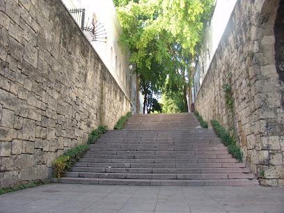 Las Escalinatas del Conde