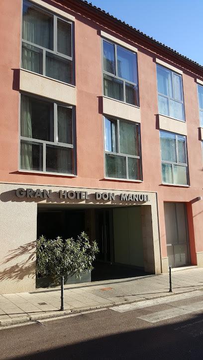 Hotel Parking Don Manuel 1 ¿Dónde Dormir en Cáceres?