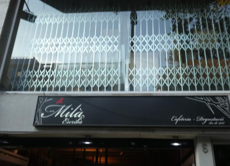 Milà Escribà Restaurant Carrer de Sants, 6, 08014 Barcelona
