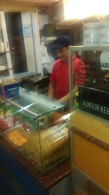 Al Noor Kebabish Carrer Pi, 31, 08420 la Barriada Nova, Barcelona
