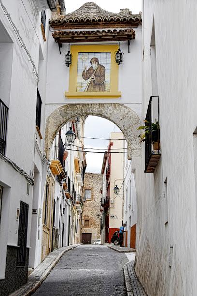 Portal de la Virgen María