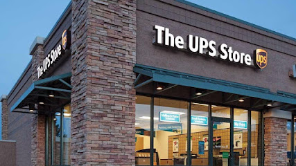 Shipping and mailing service The UPS Store