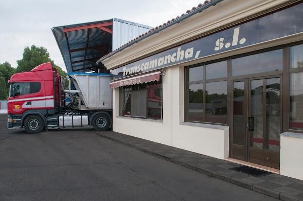 Transportes Transcamancha S L