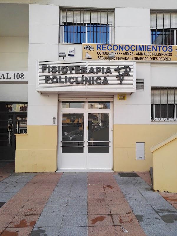 Clínica de Fisioterapia y Osteopatia Fernando Perea
