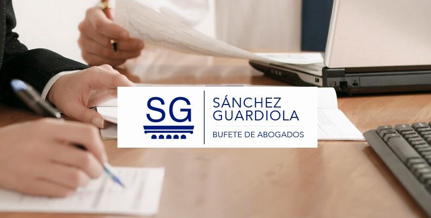 Sánchez Guardiola Abogados