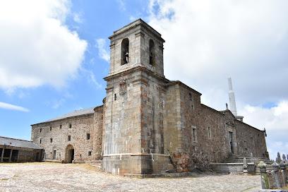Santuario de Nuestra Señora de la Peña de Francia, El Cabaco