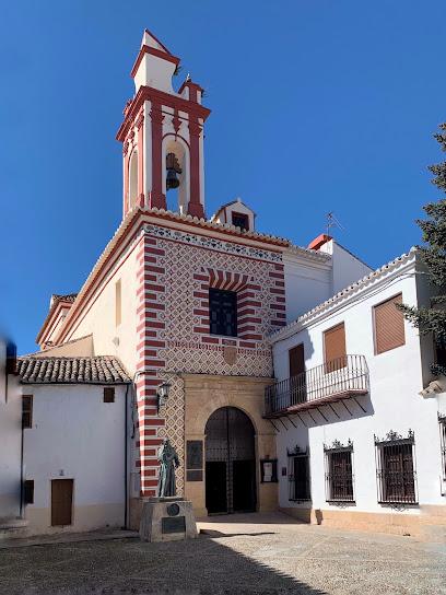Iglesia de Ntra. Sra. de la Paz, Patrona de Ronda.