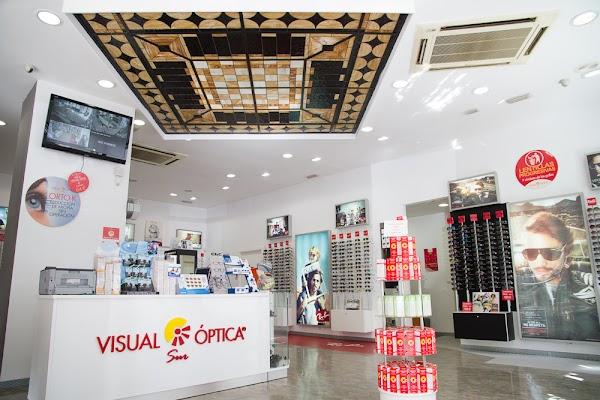 Visual Sur Óptica Zona Universidad Sevilla  Centro Óptico y Auditivo
