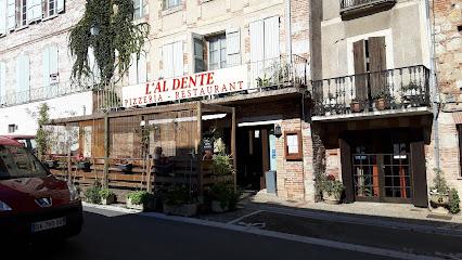 photo du restaurant L'al Dente Pizzeria-Restaurant