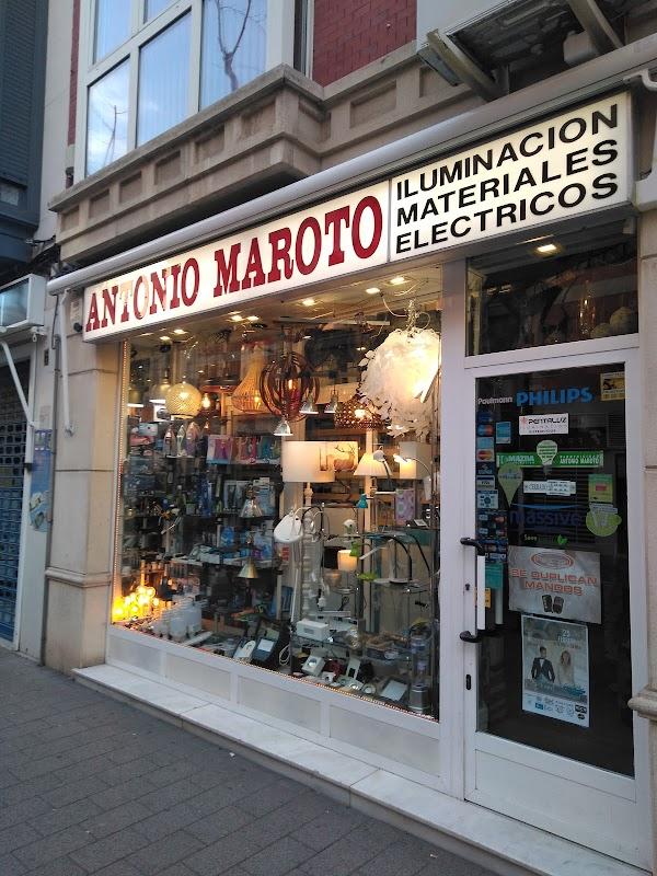 Antonio Maroto Electricidad