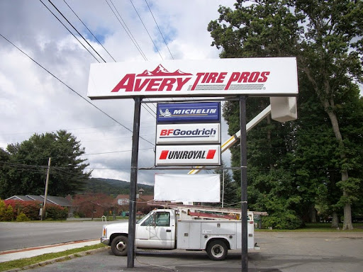 Tire Shop «Avery Tire Pros», reviews and photos, 405 Linville St, Newland, NC 28657, USA