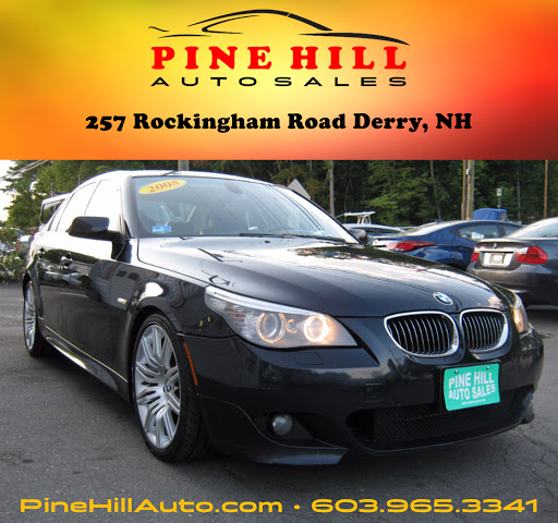 Used Car Dealer «Pine Hill Auto», reviews and photos, 257 Rockingham Rd, Derry, NH 03038, USA