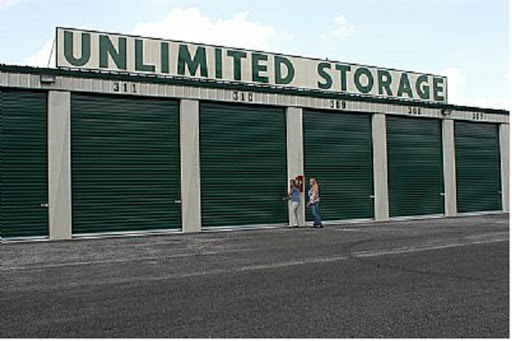 Storage Facility «UNLIMITED STORAGE», reviews and photos