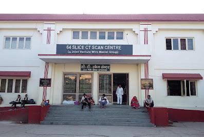 64 Slice CT Scan Centre