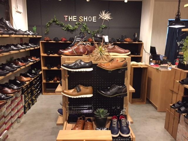 THE SHOE 飯田橋店