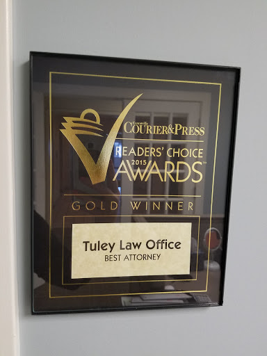 Personal Injury Attorney «Tuley Law Office», reviews and photos