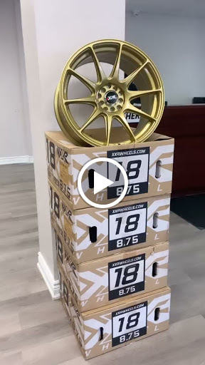 Tire Shop Limitless Tire - SuperFan Nav Bhatia's favourite rim and tire store in Mississauga (ON) | AutoDir